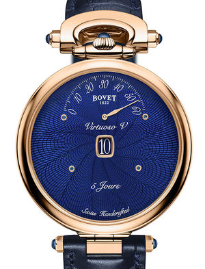 Bovet Fleurier Amadeo Complications ACHS025