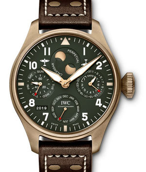 IWC Pilots Watches Spitfire IW503601