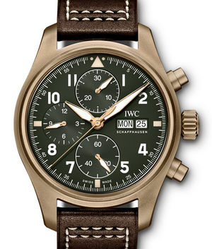 IWC Pilots Watches Spitfire IW387902