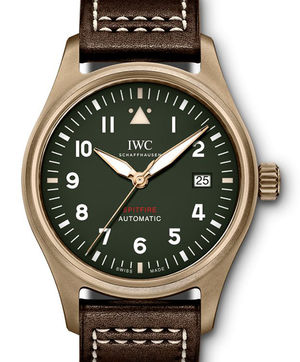 IWC Pilots Watches Spitfire IW326802