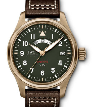 IWC Pilots Watches Spitfire IW327101