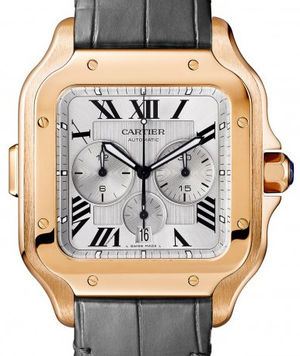 WGSA0017 Cartier Santos De Cartier