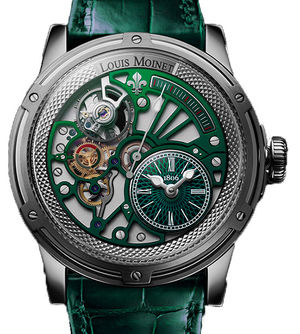 LM-50.10.31 Louis Moinet 20-second Tempograph