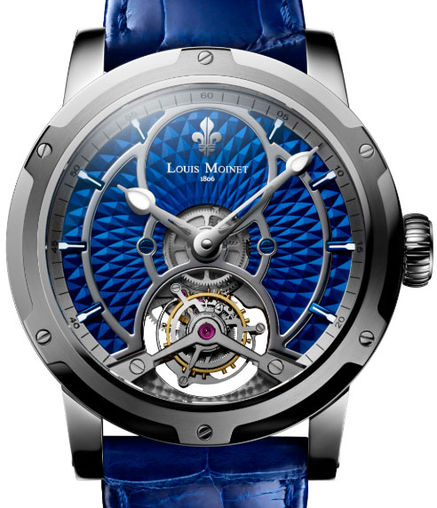 LM-44.20.20 Louis Moinet Limited Edition