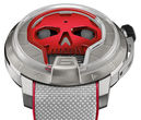 HYT Skull Collection S48-TT-34-RF-RA