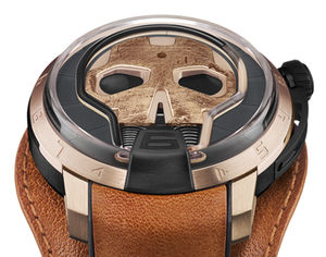 HYT Skull Collection S48-DG-57-NF-LM