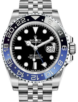 126710BLNR Rolex GMT-Master II