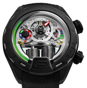 HYT H4 Collection 151-DL-08-GF-RN