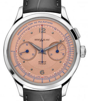 119914 Montblanc Heritage Chronométrie Collection