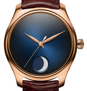 H.Moser & Cie Endeavour Perpetual Moon 1801-0400