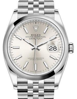 Rolex Datejust 36 126200 Silver