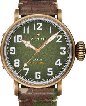 Zenith Pilot 29.2430.679/63.C814