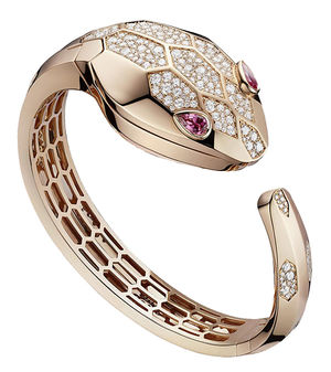 102754 SPP36WGD1GD1.M Bvlgari Serpenti Jewellery Watches