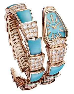 102786 SPP26C3GD1GD1TU.1T Bvlgari Serpenti Jewellery Watches