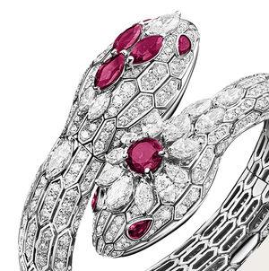 102815 SPP40D2GD2.M Bvlgari Serpenti Jewellery Watches