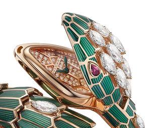 102528 SP40PGD2PGD1GL.2T Bvlgari Serpenti Jewellery Watches