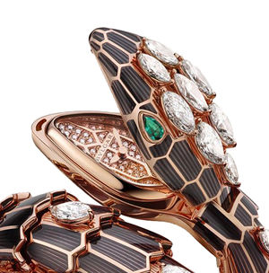 102526 SP40PGD2PGD1BL.2T Bvlgari Serpenti Jewellery Watches