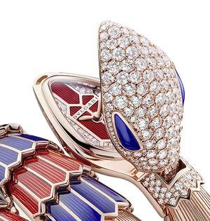 102445 SPP40D1C9D1LD1.2T Bvlgari Serpenti Jewellery Watches