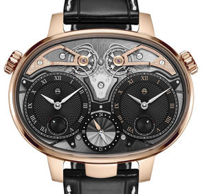 Masterpiece 1 18CT ROSE GOLD Armin Strom Masterpiece