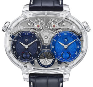 Armin Strom Special Edition Masterpiece 1 SAPPHIRE