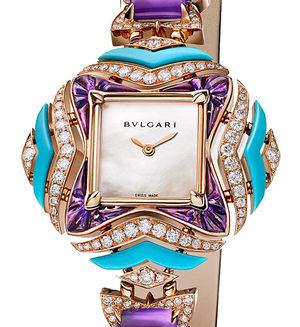 Bvlgari Haute Horlogerie High Jewelry 102246 MUP37WGD1ATL