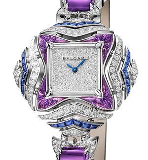 Bvlgari Haute Horlogerie High Jewelry 102244 MUW37D2GD1ASL