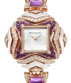 Bvlgari Haute Horlogerie High Jewelry 102454 MUP37WGD1MOPAL
