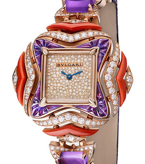 102453 MUP37D2GD1ACL Bvlgari Haute Horlogerie High Jewelry