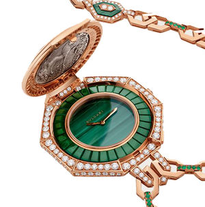 Bvlgari Haute Horlogerie High Jewelry 102847 MOP40MAGD2GD2
