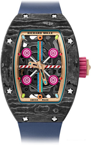 Richard Mille Bonbon Collection RM 07-03 Myrtille
