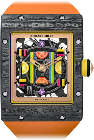 Richard Mille Bonbon Collection RM 16-01 Citron