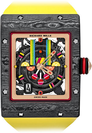 RM 16-01 Fraise Richard Mille Bonbon Collection
