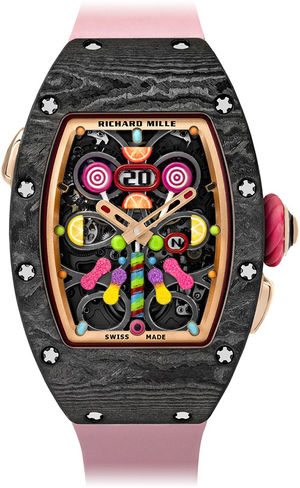 RM 37-01 Cerise Richard Mille Bonbon Collection