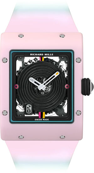 Richard Mille Bonbon Collection RM 16-01 Reglisse