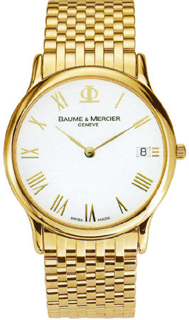 8581 Baume & Mercier Classima