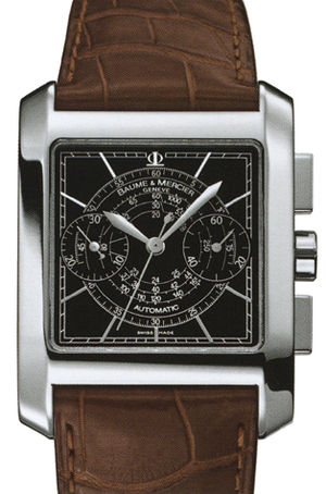 8608 Baume & Mercier Hampton Man