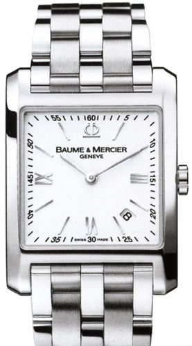 8676 Baume & Mercier Hampton Man
