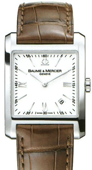 8677 Baume & Mercier Hampton Man