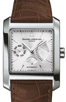 8757 Baume & Mercier Hampton Man