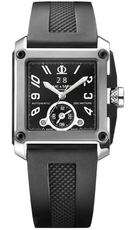 8749 Baume & Mercier Hampton Man