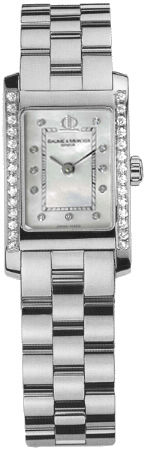 8563 Baume & Mercier Hampton Women