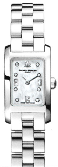 8680 Baume & Mercier Hampton Women