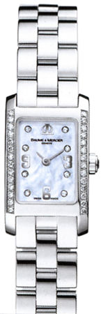 8681 Baume & Mercier Hampton Women