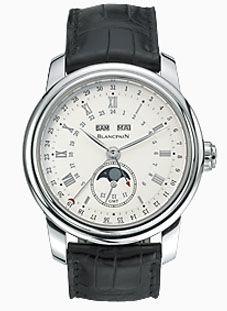 Blancpain Le Brassus GMT 4276-3442A-55B