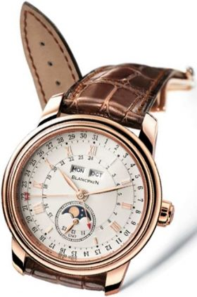 4276-3642A-55B Blancpain Le Brassus GMT