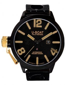 1216 U-Boat Gold Watches