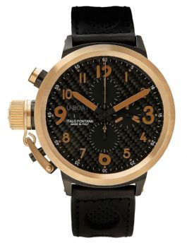 1838 U-Boat Gold Watches