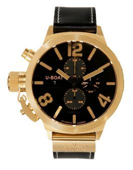 1218 U-Boat Gold Watches