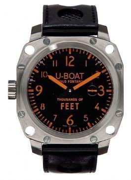 1088 U-Boat Thousands of Feet 50mm