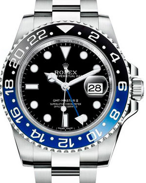 Rolex GMT-Master II 116710BLNR USED